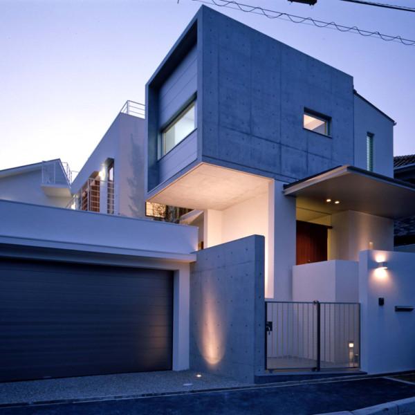 神戸高台の家