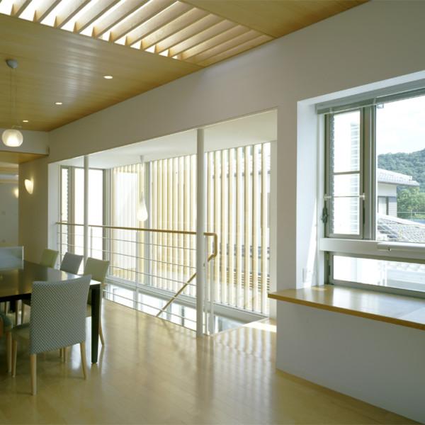 和の精神性が込められた京の現代住宅